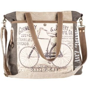 Handbags - NEW American Ramblers Canvas Tote Bag
